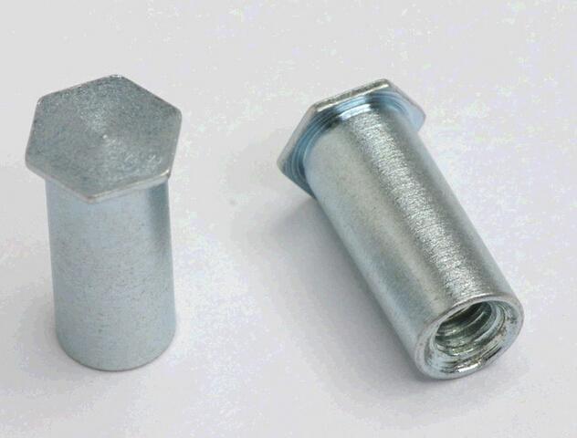 M5 x 10 PEM Nuts Standoffs Blind Rivet Captive nuts Self-clinching Blind Fasteners <br><br>Aliexpress