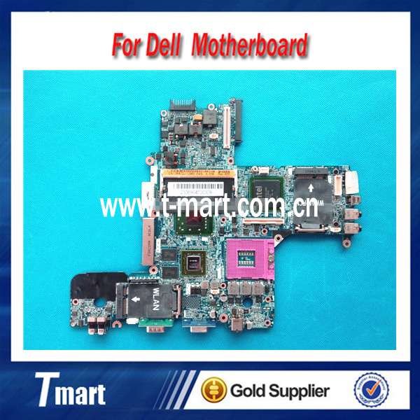 100% working Laptop Motherboard for Dell D630 D630 CN-0R872J R872J System Board fully tested