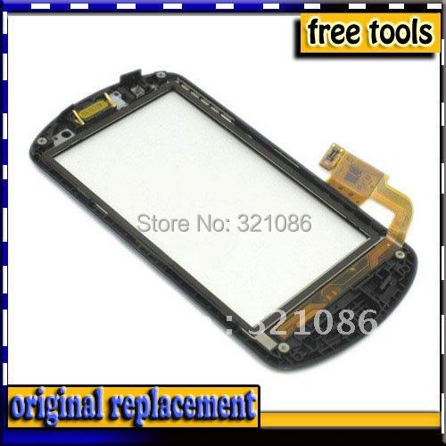 "Original Digitizer Touch Screen Glass parts FOR Huawei Ideos X5 U8800 Front Frame Cover with ""big speaker """