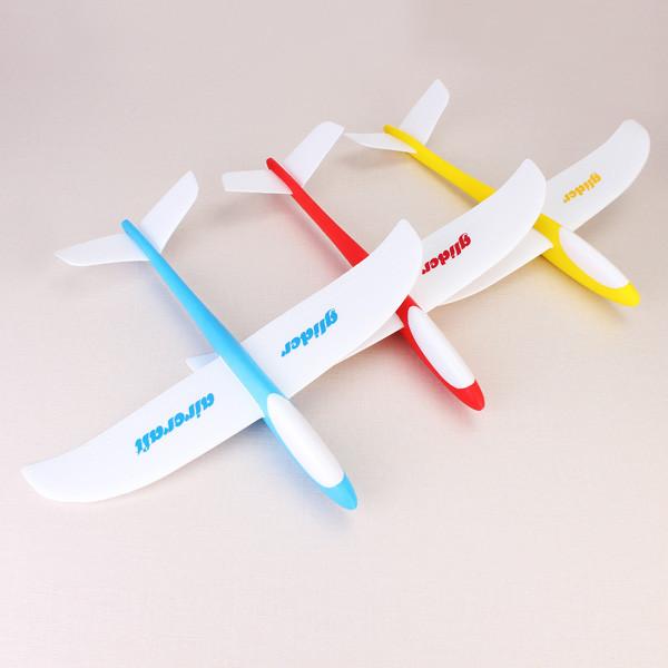 DIY Funny Lightweight Foam Airplane Hand Throwing Glider Model Plane(China (Mainland))