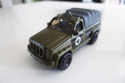 Matchbox Troop carrier 1:64 Toy Car Buy 4 Get 1 For Free(China (Mainland))