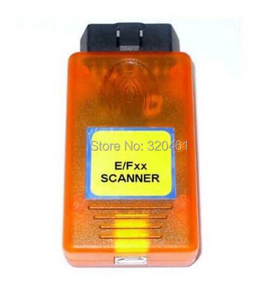 2013 Hot Sale E/F SCANNER Battery Registration Explorer + Key Programmer + Mileage Correction for BMW(China (Mainland))