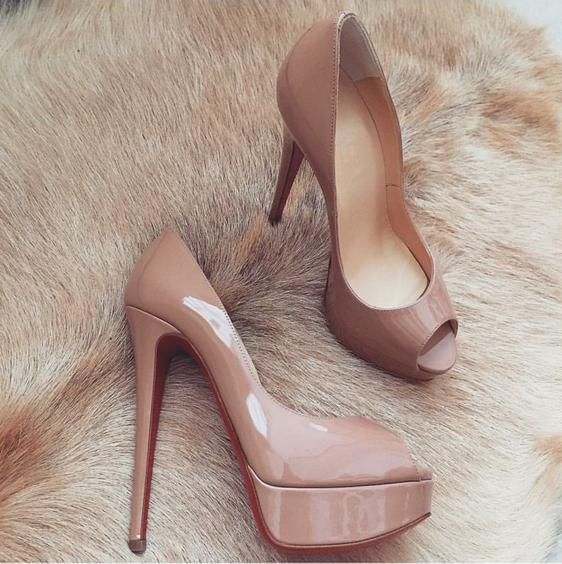 Nude Medium Heel Promotion-Shop for Promotional Nude Medium Heel