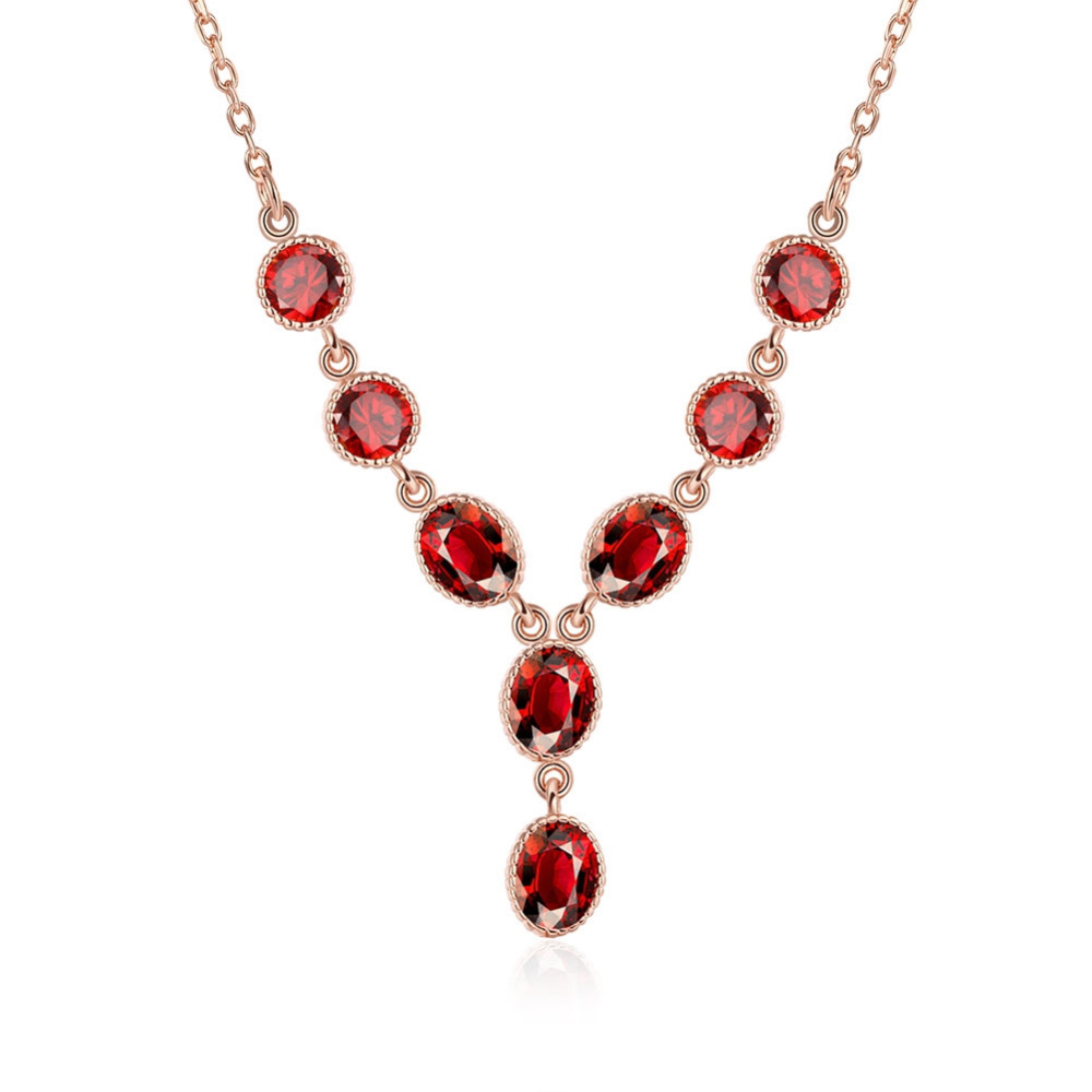 2015 New arrival Luxury Fashion Grace And Temperampent Chokers Necklaces Color Red Resin Jewelry for 2015 Women SHNE0042(China (Mainland))