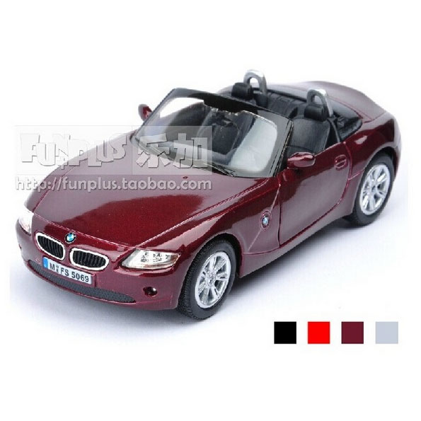 High Simulation Exquisite Model Toy: KiNSMART Car Styling BBMW Z4 Convertible Coupe Model 1:32 Alloy Car Model Excellent Gifts(China (Mainland))