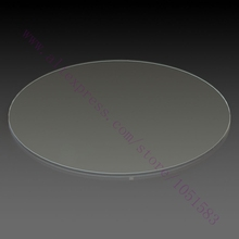 1pc 170mm Round Borosilicate Glass Bed Plate for RepRap Kossel Rostock 3D Printer accessories