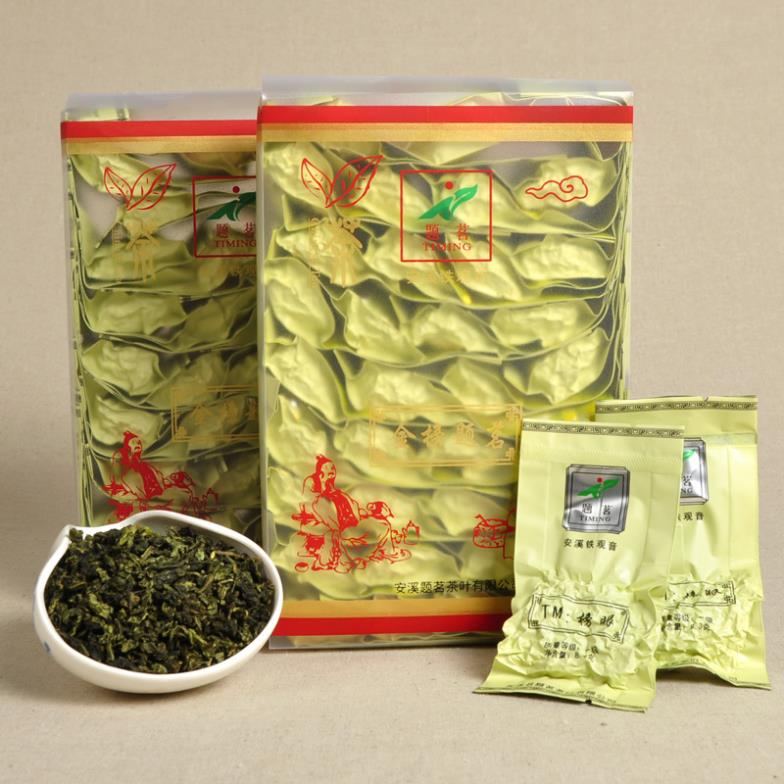 250g Fragrance tieguanyin leugth gold tie guan yin Chinese tieguanyin tie guanyin(China (Mainland))