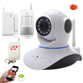 64G TF Micro SD Slot 720P HD CCTV Camera IR Cut Night Vision camera IP Camera
