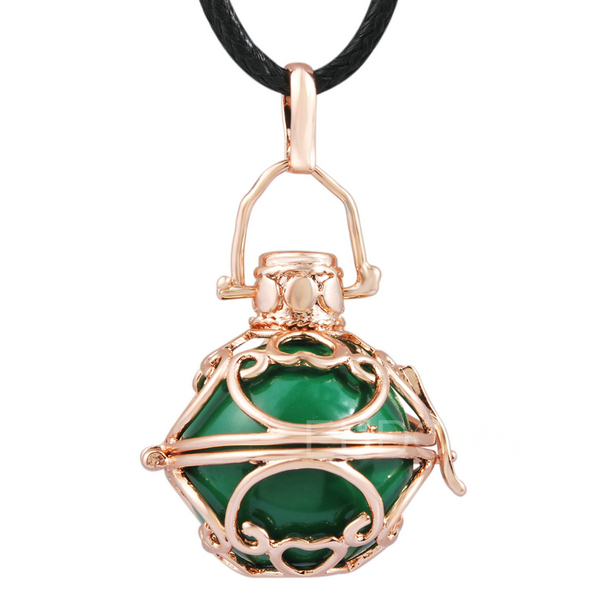 6PICS/lot  Musical ball mexico bola bali bell Pendant pregnancy belly chime Necklace with free shipping 6H24A09<br><br>Aliexpress