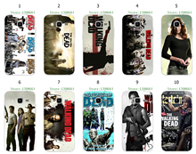 Phone Case Samsung J3 walking dead White Hard Cover Cases Galaxy - retailbest store
