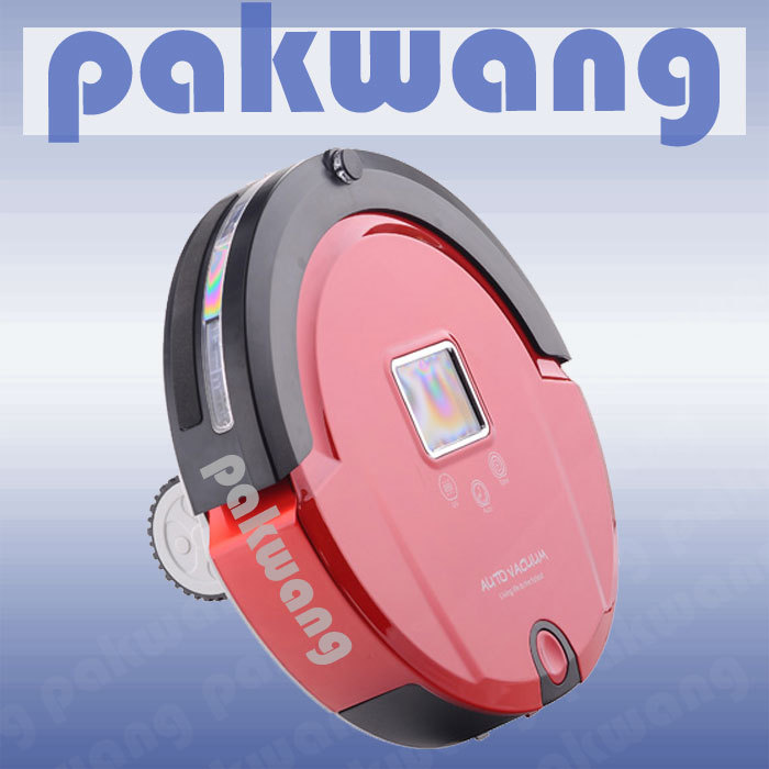 Best advanced robot vacuum cleaner ,low noise,long working time,mini robot cleaner with mutilfunction(China (Mainland))