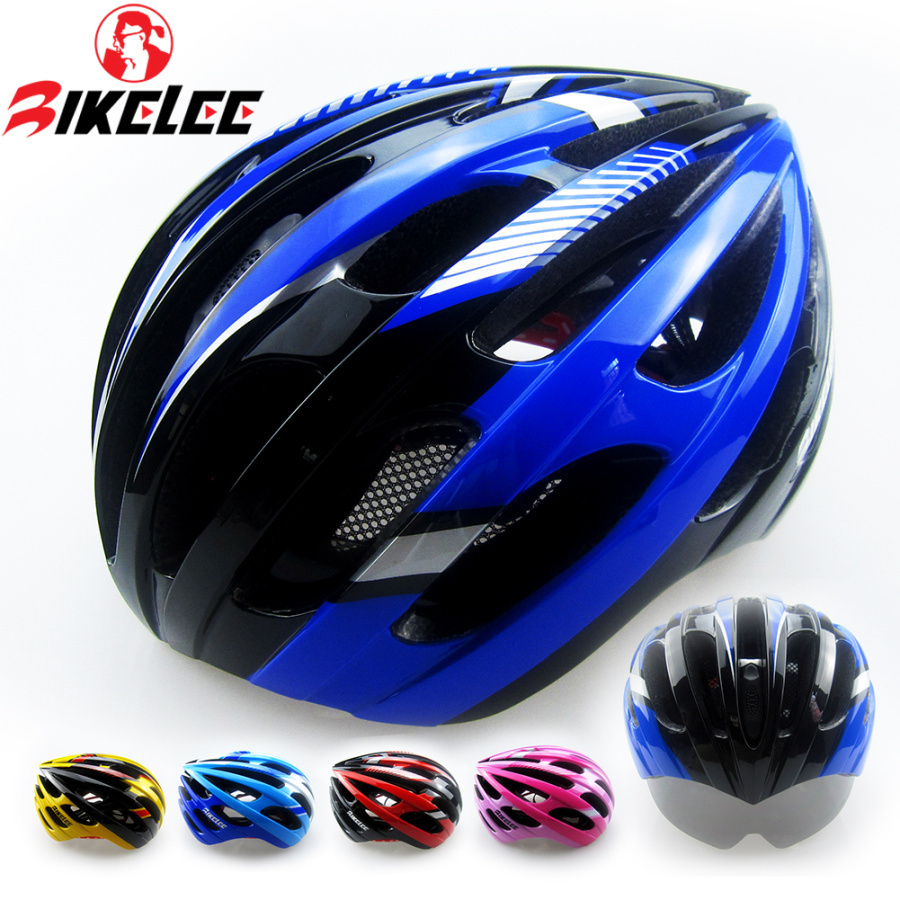 New 2015 hot cycling bike helmet mountain road bicycle bike cycle helmet 294g adult unisex 53-60cm with glasses casco ciclismo(China (Mainland))