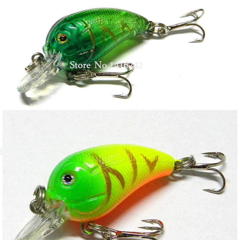 Crankbait Wobbler Fishing Lures Japan 8PCS LOT 4 5CM 4 2G Swimbait Plastic Hard Lure Isca