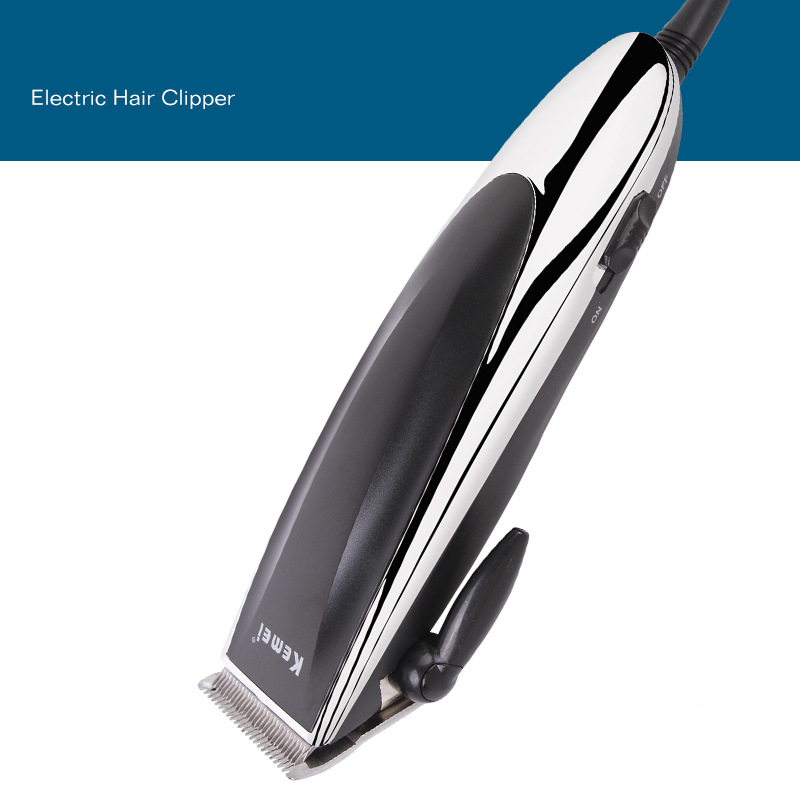 Professional Electric Hair Clipper General Convenience Household Hair Trimmer 4 Size Limited Comb Hair Cutting Machine(China (Mainland))