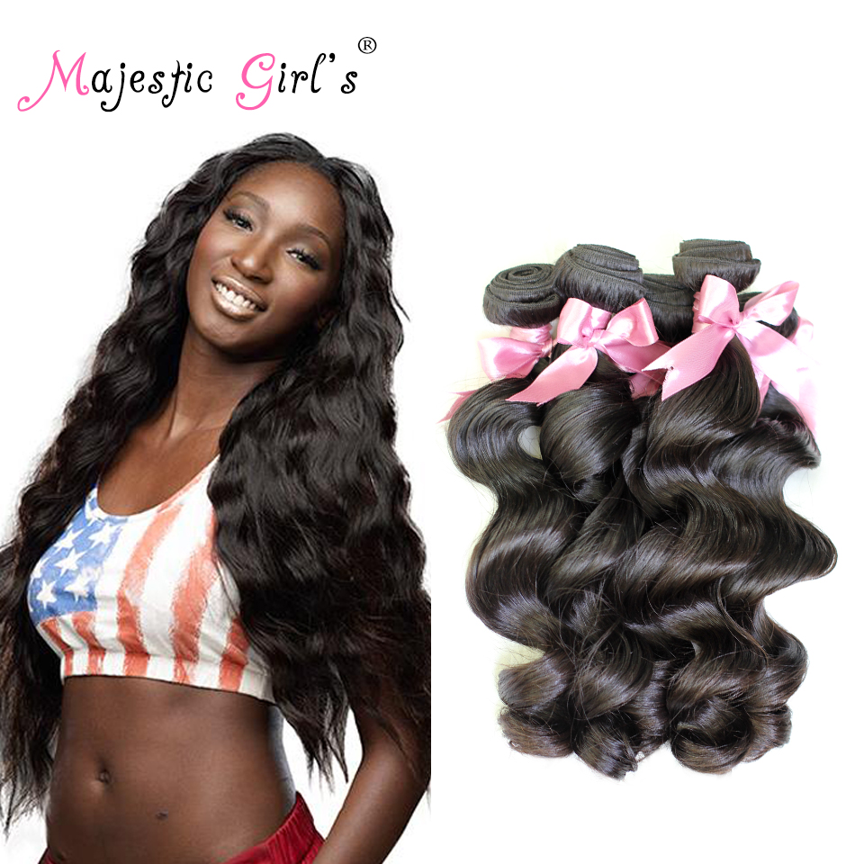 Queen Hair Products 5Pcs/lot,100% Unprocessed 6A Indian Virgin Loose Wave Human Hair Weave   Lot 12-28inch Shipping Free DHL<br><br>Aliexpress