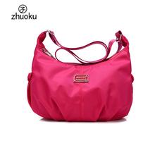 Women Messenger Bag Hobos Nylon Bag 2017 Women Crossbody Bag Brand designer Shoulder Cross body Bag sac a main L200(China (Mainland))