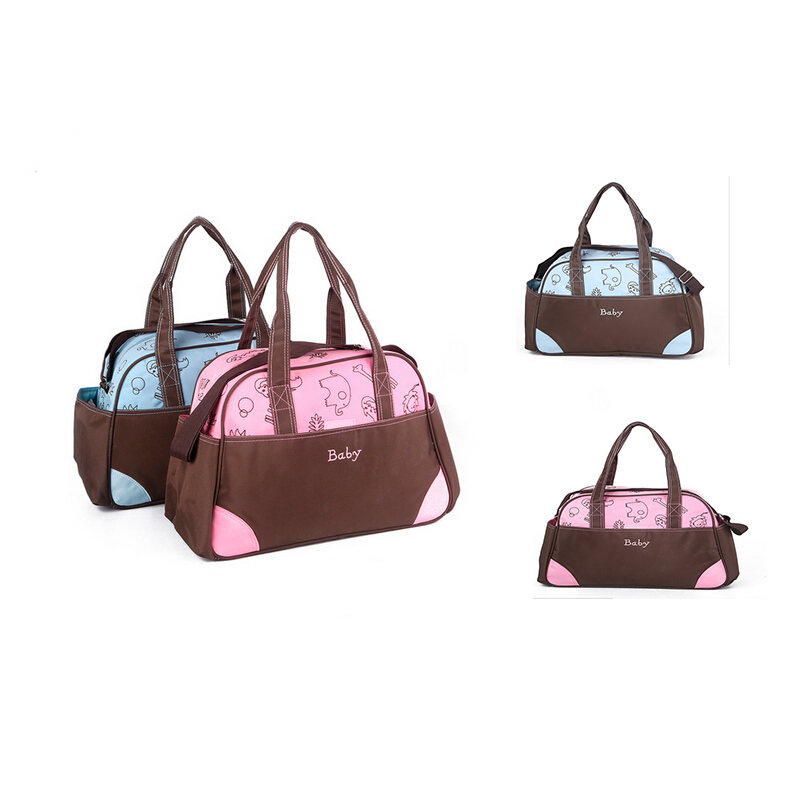 New Design Baby Diaper Bag , Nappy Bag For Mommy And Baby , Multifunctional Changing Maternity Bags<br><br>Aliexpress