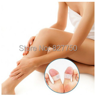 Free Shipping Guaranteed 100% New Magnetic Silicon Foot Massage Toe Ring Weight Loss Slimming Easy&Healthy Wholesale/Retail(China (Mainland))