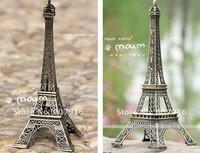 high 48cm metal craft arts 3D Eiffel Tower model French france souvenir paris home decoration gift desk office
