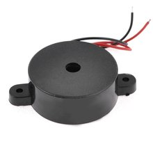 WSFS Hot DC 3-24V 2 Wire Industrial Electronic Discontinuous Sound Buzzer 95dB(China (Mainland))