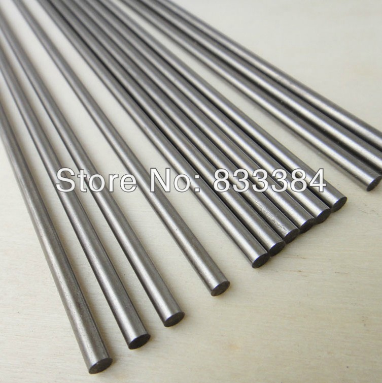 DIY axis 2MM diameter length 150mm/20 pieces Toys the axle iron bars stick drive rod shaft coupling connecting shaft(China (Mainland))