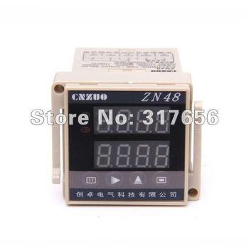 Safe Ship,Universal ZN48 20V ~ 265V AC-DC  Ditigal Time Relay counter, Timer Relay