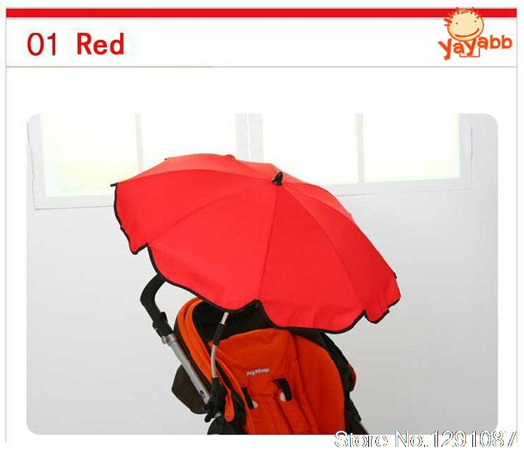 [Yayabb] Special Offer Bitcool Folding Umbrella Stroller Baby Car Umbrella Adjusted Kids Parasols Buggy Other Children Tricycle(China (Mainland))