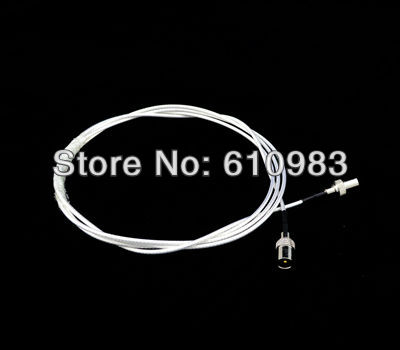 10 pcs/lot RG179 1.8M TV Male Plug to TV Male Plug Connector Pigtail Extension Cable Free Shipping<br><br>Aliexpress