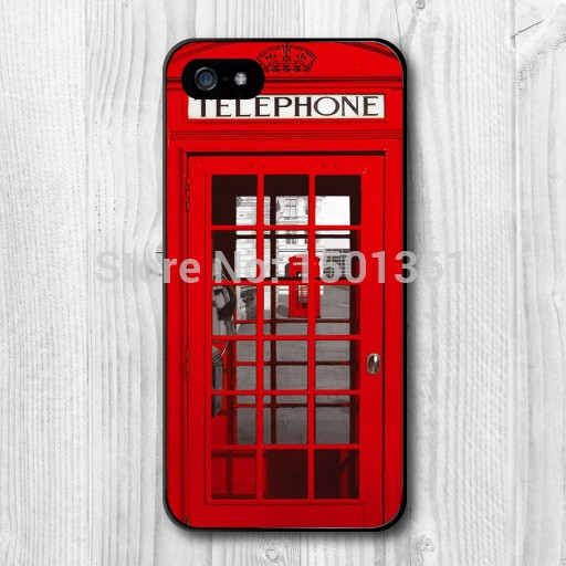 red doctor who Telephone box case for Samsung Galaxy s2 s3 s4 s5 mini s6 s7 edge Note 2 3 4 5 iPhone 4s 5s 5c 6s plus iPod 4 5 6(China (Mainland))