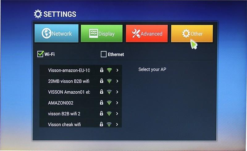 image for MXIII Android TV Box Amlogic S802 Quad Core 2G/8G XBMC Media Player Mi
