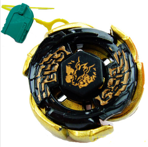 GOLD Galaxy Pegasus Pegasis Black Hole Sun Ver Beyblade Metal Masters with Launcher(China (Mainland))