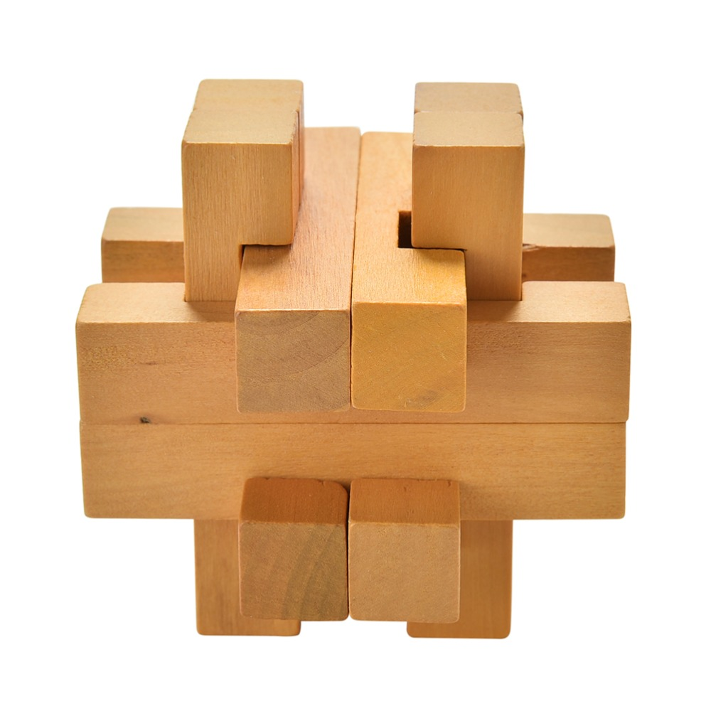 puzzles en bois cube promotion achetez des puzzles en bois. Black Bedroom Furniture Sets. Home Design Ideas