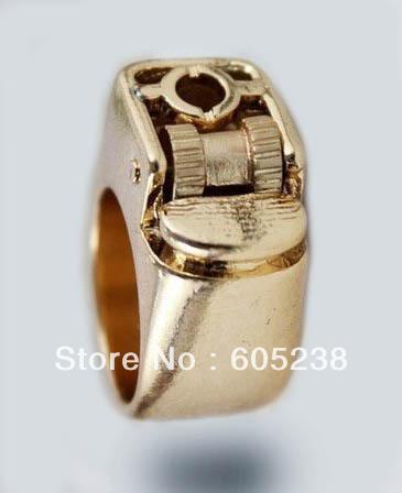 New Steampunk Fierce Unisex Punk Gothic Lighter Ring Size 7 (Metal)  Wedding Decor Ring