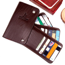 "Excellent Quality 1pcs Men's Women""s Leather Credit Card Holder/Case card holder wallet Business Card Package Faux Leather Bags"