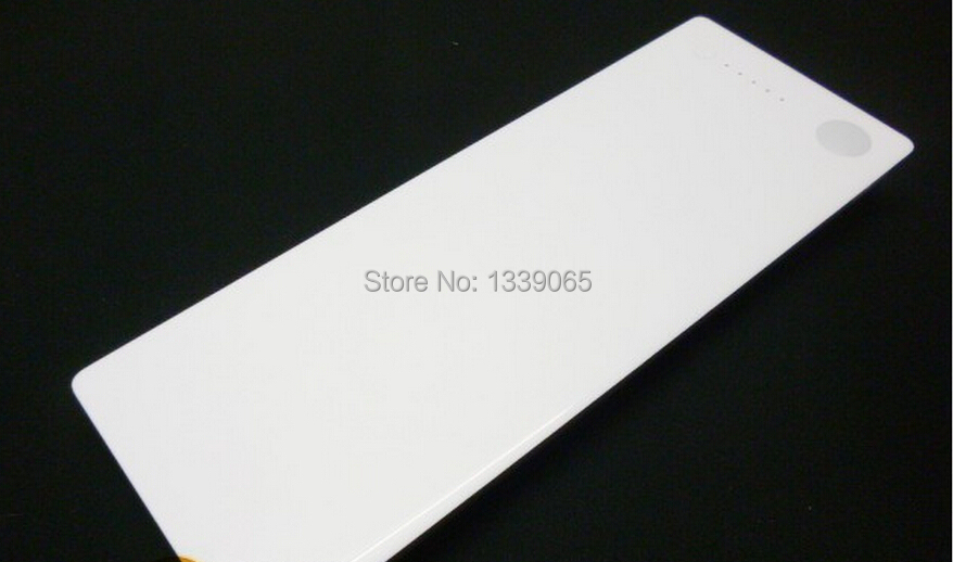 Original New Tested A1185 White laptop battery 10.8V 55wh For MacBook  13 A1181 A1185 MA561G/A  MA561LL/A <br><br>Aliexpress