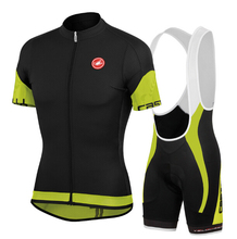 5 Colors Choose Pro Cycling Jerseys Ropa Ciclismo/Breathable Bicycle Clothing/Quick-Dry GEL Pad Mountain Bike Bib Shorts