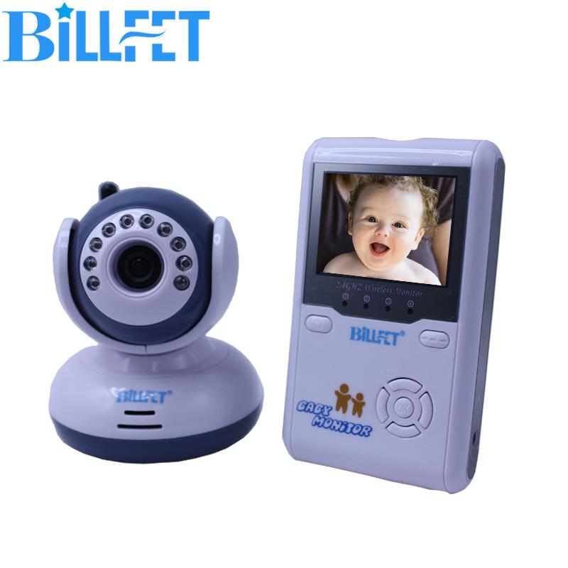 2 way radios 2 4 39 39 lcd digital audio video baby monitors wireless kids nanny baba electronica. Black Bedroom Furniture Sets. Home Design Ideas