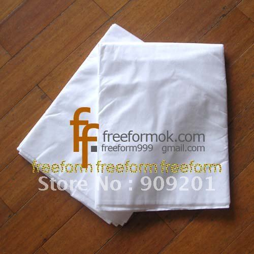 50 x waterproof Cosmetology SPA Massage Disposable Fitted Bed Sheets non-woven fabrics Waterproof Thick, soft Y202(China (Mainland))