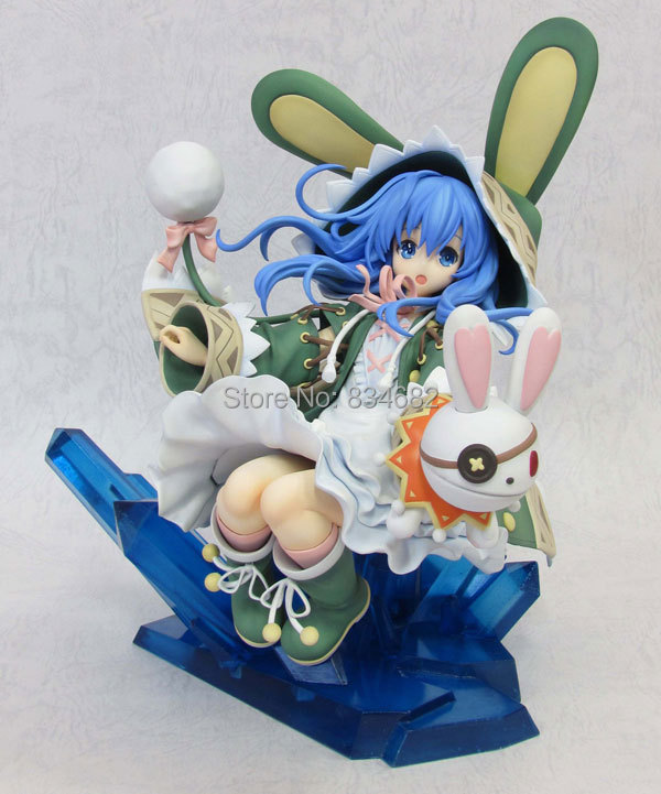 J.G Chen Free Shipping Anime Dating War Date A Live Yoshino PVC Action Figure Model Toy 23CM High Quality Low Price<br><br>Aliexpress