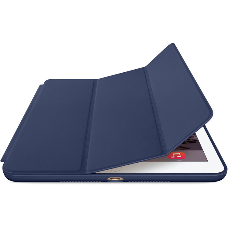 Smart Case Cover For iPad mini Original official Ultra Leather Stand Case Cover For iPad mini
