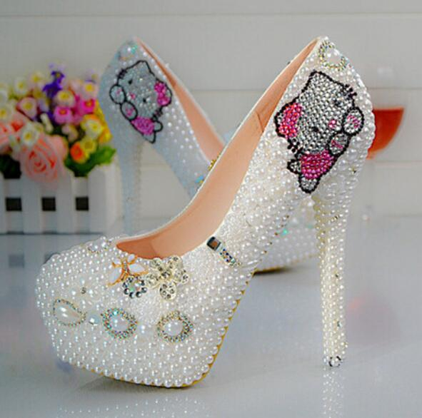 Popular Kitty Heel Pumps-Buy Cheap Kitty Heel Pumps lots from ...