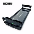 Nicrew 28 50cm Aquarium LED Lighting Fish Tank Light Lamp with Extendable Brackets 30 White 6