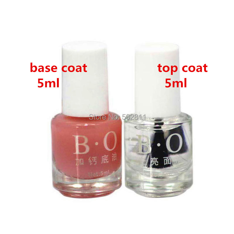 Gel Clear Coat Nails Base Coat uv Nail Gel Nail