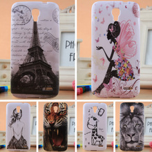 Unique Lovely Cartoon Gel TPU Silicone Protective Accessory Cell phone cover Case For Alcatel One Touch Pop 2 (4.5) OT-5042(China (Mainland))