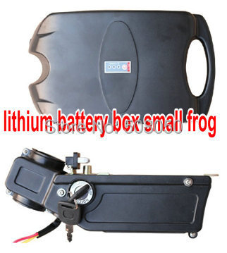 lithium battery box can load 10A12A16A electric bicycle scooter mountain bike motorcycle DIY conversion parts - phoebe vehicle and store