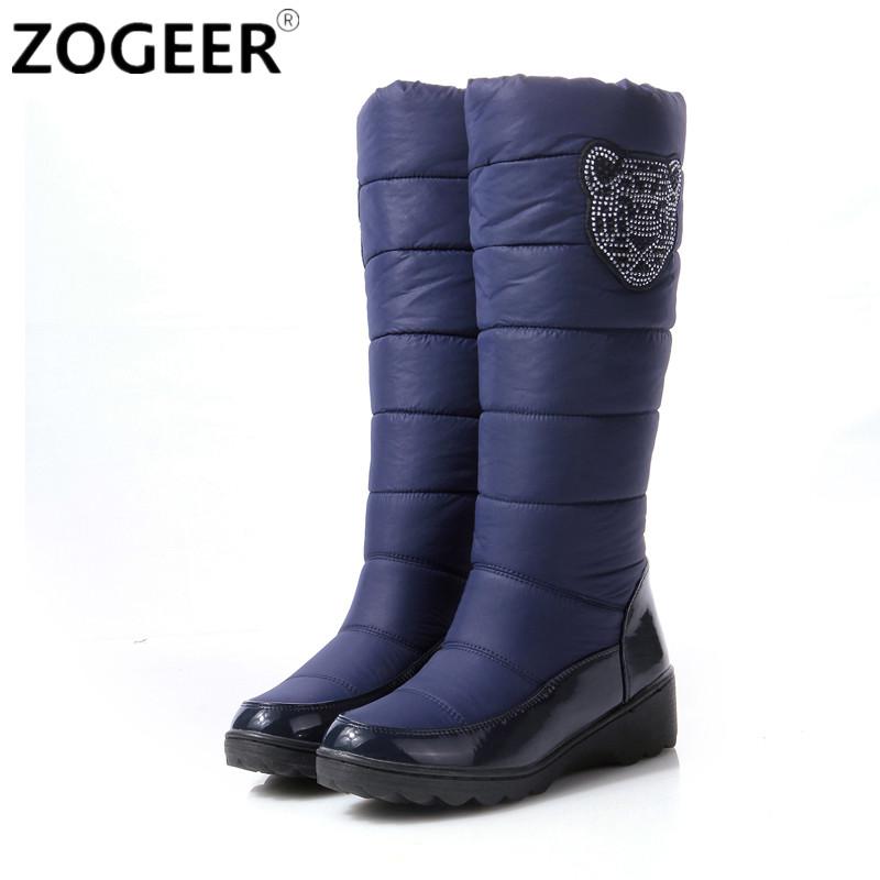aliexpress buy size 34 44 waterproof snow boots