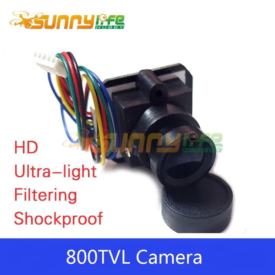 FPV 800 TVL CCD HD Camera Ultra Light Super Light Light-filtering Shockproof for Airplane Fixed Wings/ Multicopter/ FPV QAV<br><br>Aliexpress
