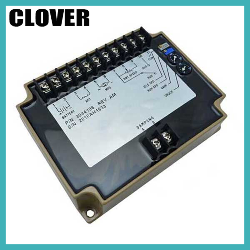 3044196 electronic governor speed control unit for generator high quality genset spare part(China (Mainland))