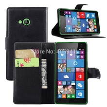 Buy 1PCS 9 Color Nokia Lumia 535 cover,New fashion luxury flip leather wallet stand phone case cover Microsoft Lumia 535 for $2.75 in AliExpress store