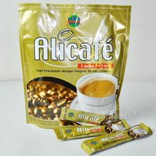 Malaysia imported genuine Tongkat Ali exact Ginseng Coffee Alicafe5 White Coffee 2 in 1 Bag Value